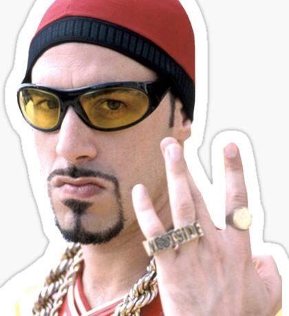 Ali G Sticker