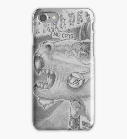 The Onion Seller Tamanegi No Cry iPhone Case/Skin