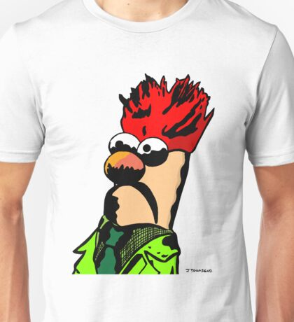 Color Beaker Muppets Fanart by JTownsend Unisex T-Shirt