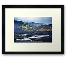 Porsmork Vista Framed Print