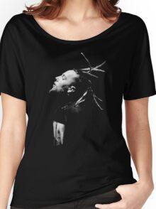 $crim - Eternal Grey Women's Relaxed Fit T-Shirt