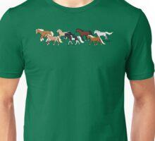 Horse Herd Unisex T-Shirt