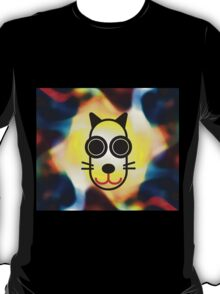 MOODI 1 cat, by m a longbottom - PLATFORM58 T-Shirt