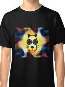 MOODI 1 cat, by m a longbottom - PLATFORM58 Classic T-Shirt