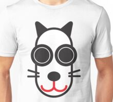 MOODI cat, by m a longbottom - PLATFORM58 Unisex T-Shirt