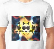 MOODI 3 cat, by m a longbottom - PLATFORM58 Unisex T-Shirt
