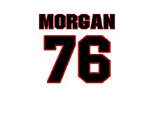 NFL Player Morgan Moses seventysix 76 Photographic Print