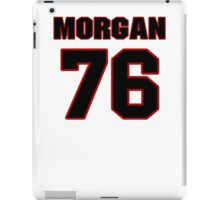 NFL Player Morgan Moses seventysix 76 iPad Case/Skin