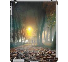 Peaceful Stroll 2 iPad Case/Skin
