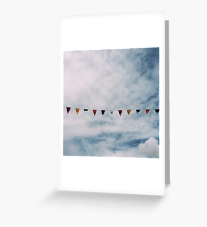 Let Us Celebrate Greeting Card