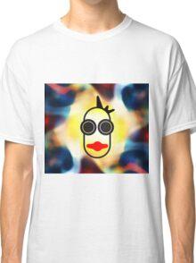 MOODI 1 face, by m a longbottom - PLATFORM58 Classic T-Shirt