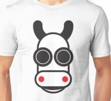 MOODI cow, by m a longbottom - PLATFORM58 Unisex T-Shirt