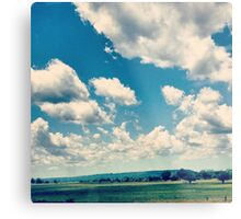 Oklahoma Plains Metal Print