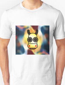 MOODI 1 cow, by m a longbottom - PLATFORM58 Unisex T-Shirt