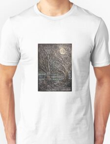 forest through the trees Unisex T-Shirt