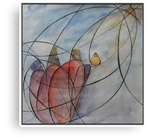 Three Wise Men from the East Canvas Print