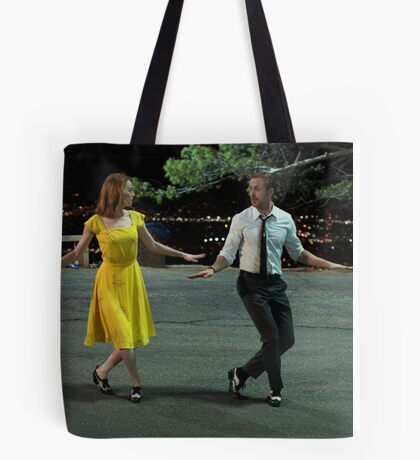 La La Land - Emma & Ryan Tote Bag