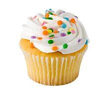 Cupcake Photographic Print