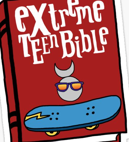 Merle's Extreme Teen Bible Sticker