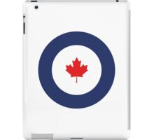 Canadian Air Force iPad Case/Skin