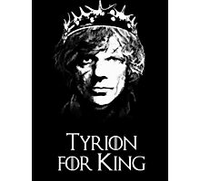 Tyrion ( GoT ) Photographic Print