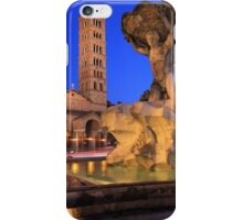 Saint Mary in Cosmedin, Rome iPhone Case/Skin