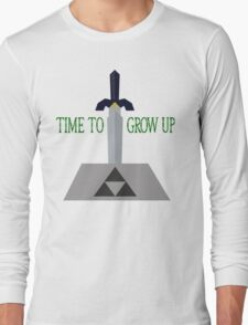 Time to Grow Up Long Sleeve T-Shirt