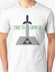Time to Grow Up Unisex T-Shirt