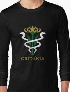 Gridania Coat of Arms Long Sleeve T-Shirt