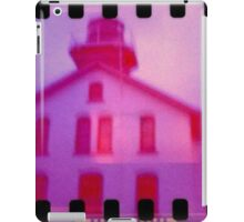 Grand Traverse Light House iPad Case/Skin