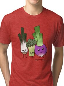 Vegetipals Tri-blend T-Shirt