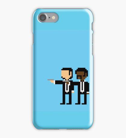Pulp Fiction Pixelized iPhone Case/Skin