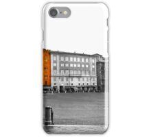 piazza del campo iPhone Case/Skin