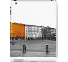 piazza del campo iPad Case/Skin