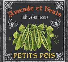 French Vegetables 2 by Debbie DeWitt