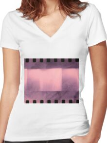 Roots Women's Fitted V-Neck T-Shirt