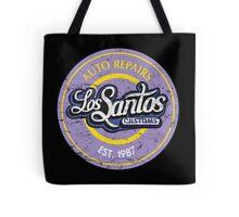 Los Santos Customs Tote Bag