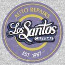 Los Santos Customs by chachipe