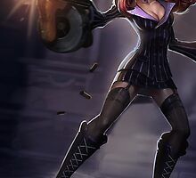 Lol Miss Fortune Leage of Legends by gleviosah