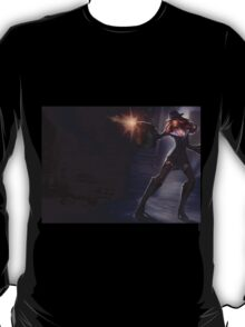 Lol Miss Fortune Leage of Legends T-Shirt