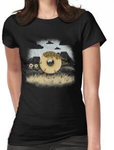 Mr Sprinkles Womens Fitted T-Shirt