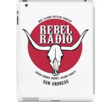 Rebel Radio! iPad Case/Skin