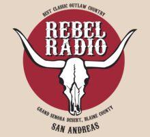 Rebel Radio! by chachipe