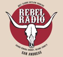 Rebel Radio! T-Shirt