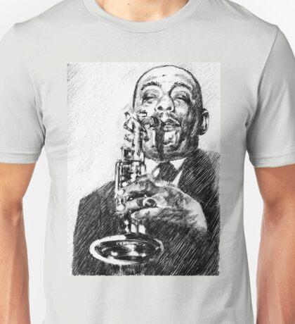 Jazz portraits-Johnny Hodges Unisex T-Shirt
