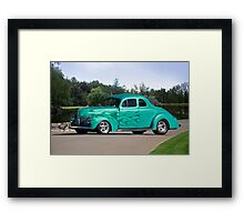 1940 Ford 'With Envy' Coupe 2 Framed Print