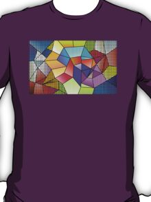 Pop Cubism T-Shirt