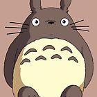 My Neighbour Totoro - Totoro by RaptorCore7