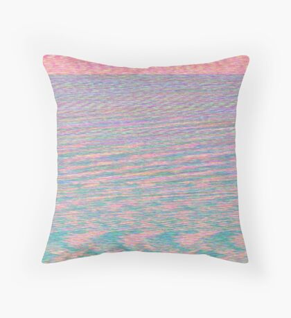 Act I, Prelude, Tristan und Isolde Throw Pillow
