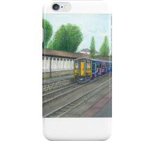 Horsforth Leeds New Rail Station iPhone Case/Skin